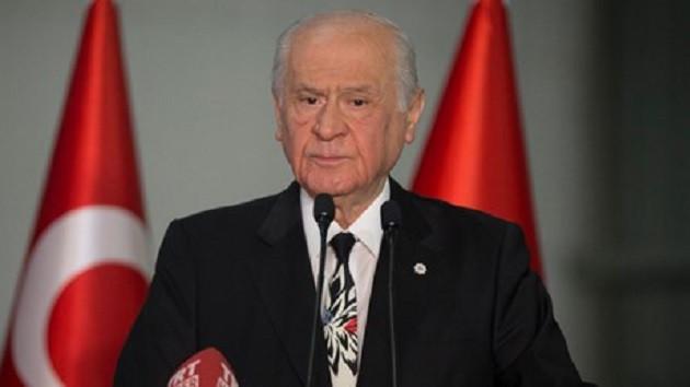 Devlet Bahçeli'den CHP ve TÜSİAD'a sert sözler!