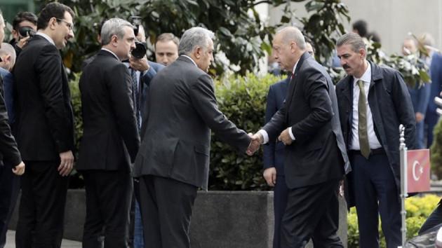 Cumhurbaşkanı Erdoğan başkanlığında 23 Haziran toplantısı