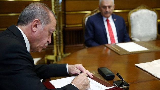 Odatv yazarı: Ali Babacan'la görüşen AKP'li vekillerin listesi Erdoğan'da
