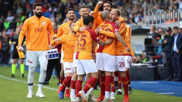 Galatasaray uzatma dakikalarında Diagne ile kazandı! Çaykur Rizespor - Galatasaray: 2-3