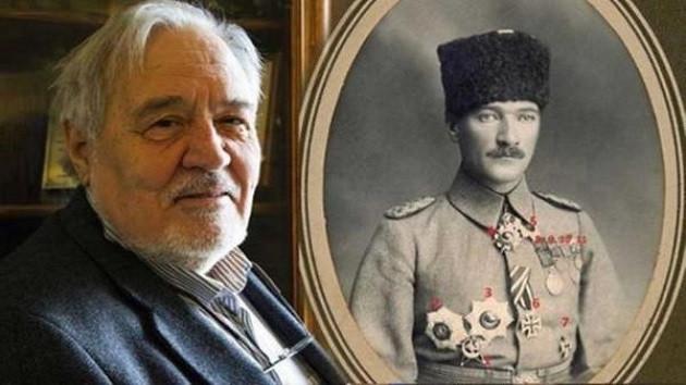 İlber Ortaylı'nın Atatürk paylaşımı beğeni rekoru kırdı