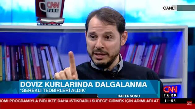 Berat Albayrak: Türkiye çok üst bir şuur ortaya koydu