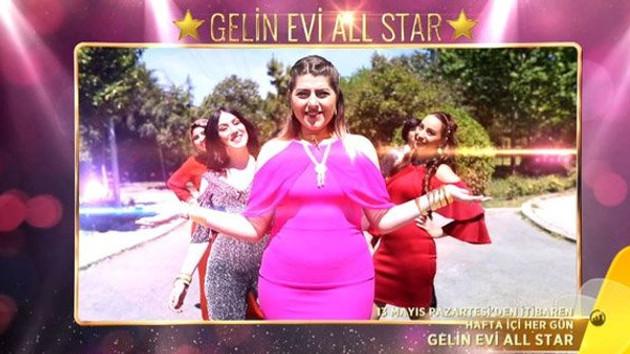 Gelin Evi All Star ne zaman başlıyor?