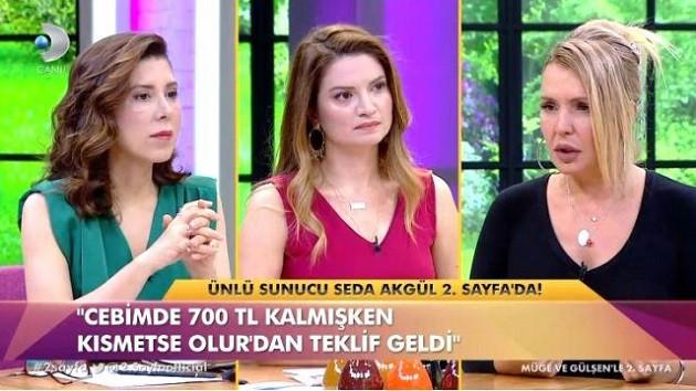 Seda Akgül Kısmetse Olur'da kazandığı parayı ne yaptı?