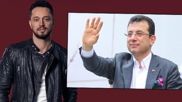 İmamoğlu'nun kampanyasına 100 Bin TL bağış yapan sanatçı Murat Boz çıktı