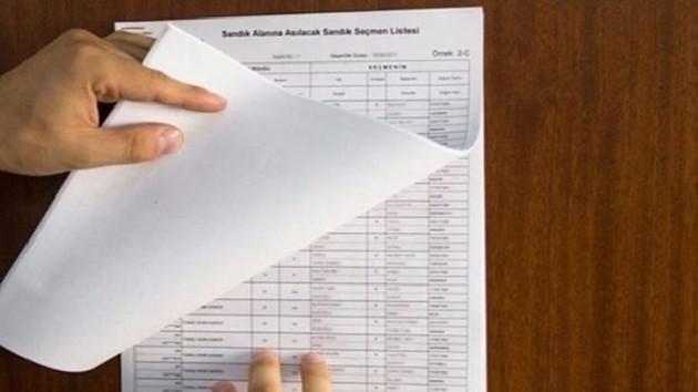 CHP İstanbul seçmen listesini kontrol etti! İlk açıklama