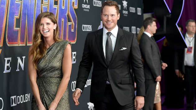 ABD'li oyuncu Chris Pratt'in nişanlısı Katherine Schwarzenegger, ünlü oyuncunun eskine eşi övgü