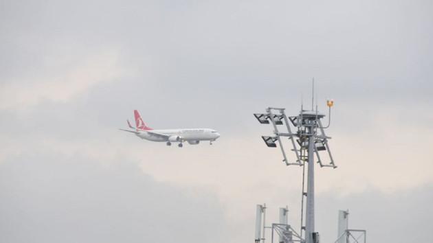 DHMİ: 468 seferden sadece 8'i başka havalimanlarına yönlendirildi