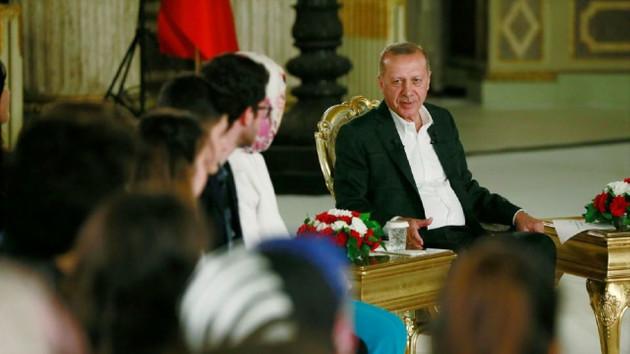 Erdoğan: S-400 olayı bizim için bitmiştir, geri adım atmamız söz konusu değildir