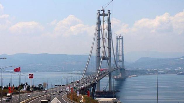 Osmangazi Köprüsü'nün vatandaşa aylık bedeli 12 bin TL