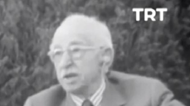 İsmet İnönü Atatürk'ün Samsun'a çıkışını böyle anlatmıştı