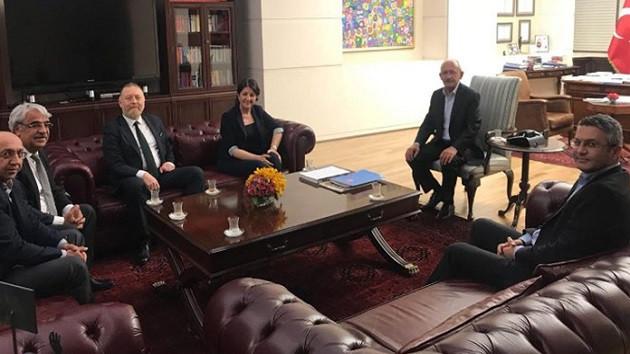 Kılıçdaroğlu Samsun'a davet edilmeyen Buldan'ı aradı
