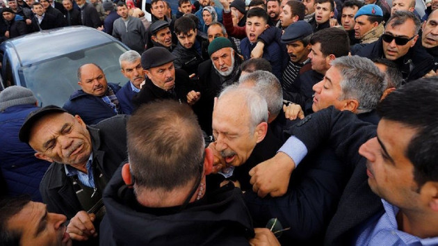 Kılıçdaroğlu'na yumruk atan Sarıgün'ün ifadesinden: Polis evime geldi işlem yapmadan gitti