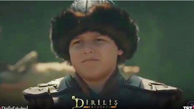 Çeçen lider Kadirov'un oğlu Diriliş Ertuğrul'da oynadı