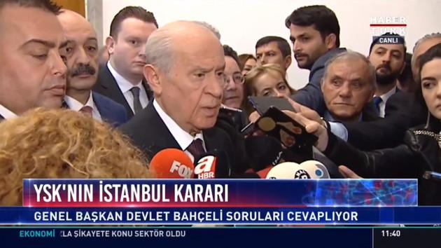 Bahçeli'den Gül'e 367 tepkisi: AKP'ye vefasızlık yapıyor