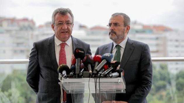 İşte AKP ve CHP arasında imzalanan ortak yayın protokolü