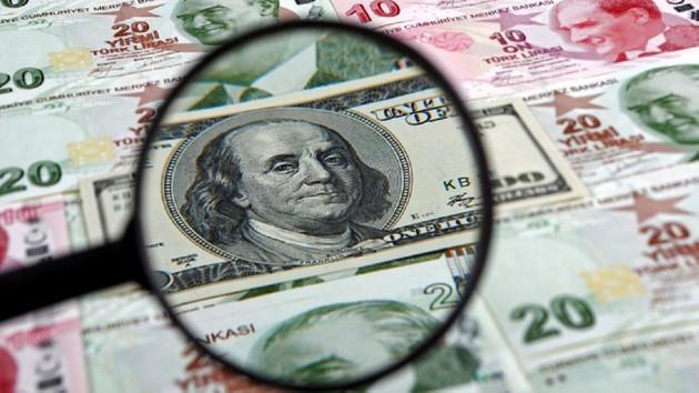 Dolar 5.80'in üzerinde gözler PPK'da