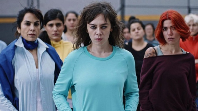 Avlu yeni sezonda Netflix'te yayınlanacak