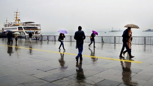 Meteoroloji uyardı sağanak etkisini sürdürecek