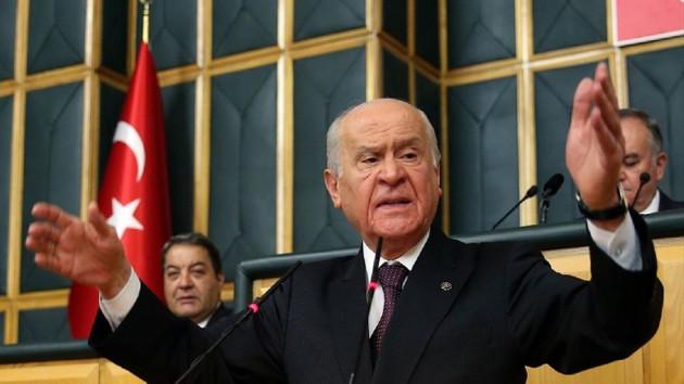 Bahçeli: Şu anda dünyanın gizli gündemi İstanbul seçimidir