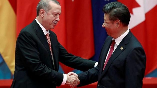 Xi'den Erdoğan'a terörle mücadelede işbirliği teklifi