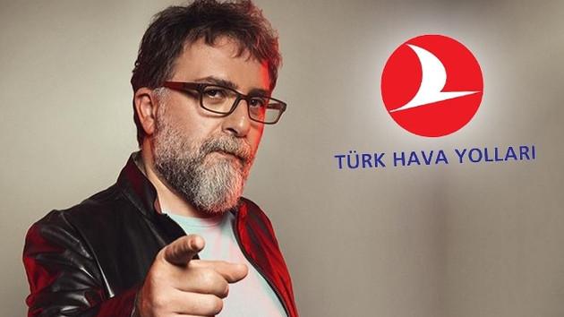 Ahmet Hakan'a THY kıyağı iddiası!