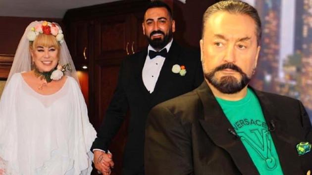 Zerrin Özer'in yeni eşi Adnan Oktar'ın erkek kediciği çıktı