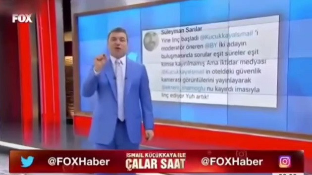 FOX TV The Marmara otele dava açıyor