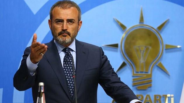 AKP'li Ünal: İmamoğlu'nun karşısına oturanlar soru sormaktan korkuyor