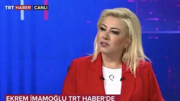 Eski TRT spikerinden Şebnem Bursalı'ya flaş tepki