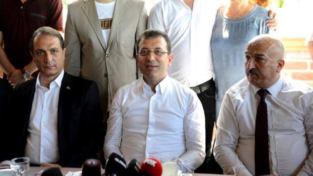 İmamoğlu'ndan Erdoğan'a Sisi yanıtı: Milletimiz ismimi çok iyi biliyor, çok da sevdi