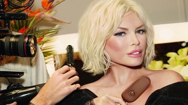 Ajda Pekkan reklam çekiminde yine gerilmiş göründü