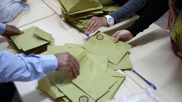 Seçimin tekrar edildiği 3 ilçede kimler kazandı?