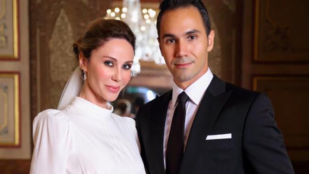 Demet Şener ve Cenk Küpeli evlendi! Nikahtan ilk kareler