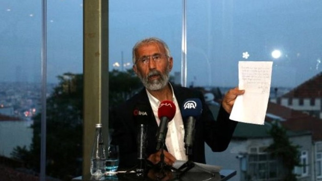 Üniversiteden siyasete, Gezi Parkı'ndan İmralı sürprizine Ali Kemal Özcan
