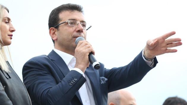 Ekrem İmamoğlu: 31 Mart'ta saati durdurmak istediler, halk yanıt verdi