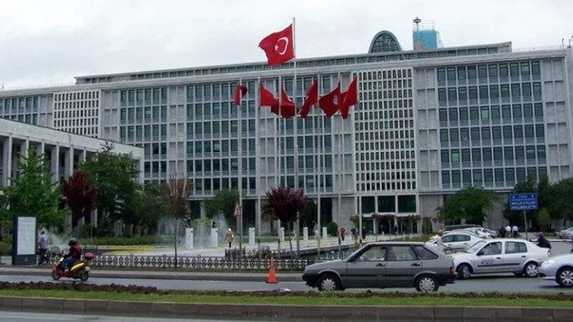 İBB Genel Sekreter Vekilliği'ne atama