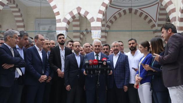 Yıldırım'dan İstanbullu tatilcilere: İnşallah geri dönmeyi ihmal etmezler