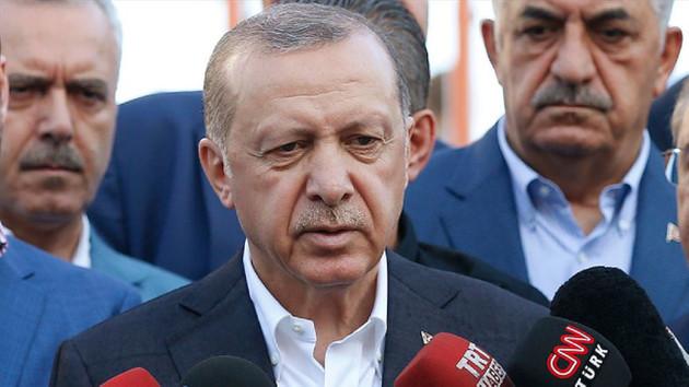 Erdoğan'dan YSK'nın sandık başkanları kararıyla ilgili ilk açıklama