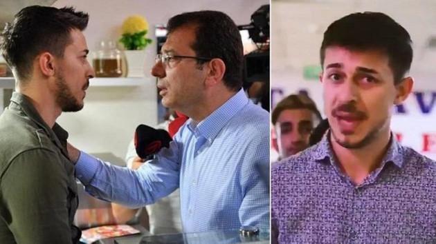 İmamoğlu tokatladı denilen esnaf AKP'nin reklamında oynamış