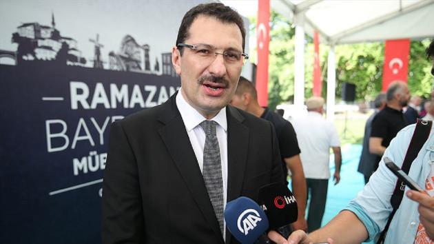 AK Partili Yavuz: Mağdur edilenin Binali Bey olduğunu düşünüyoruz