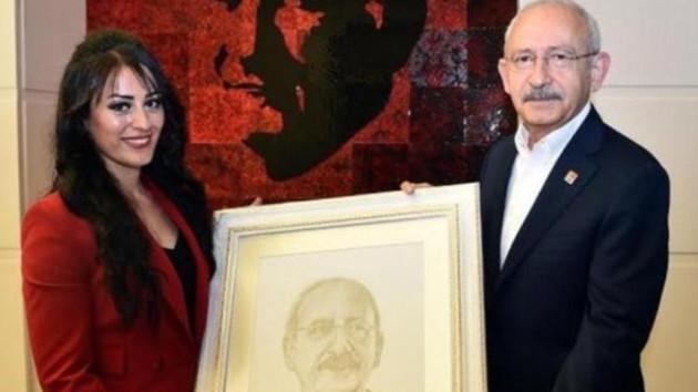 Kılıçdaroğlu ve Ayşe öğretmenin dikkat çeken buluşması