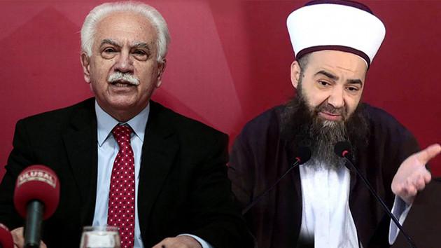 Doğu Perinçek ve Cübbeli Ahmet Hoca'nın şaşırtan yakınlaşması