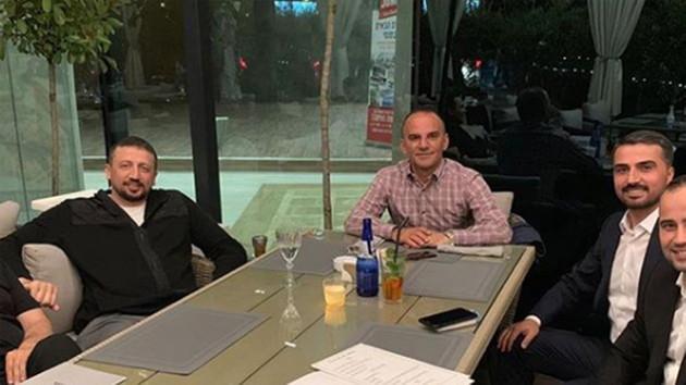 Metro Turizm'in sahibi firari Galip Öztürk, Erdoğan'ın Başdanışmanı Türkoğlu'yla görüntülendi
