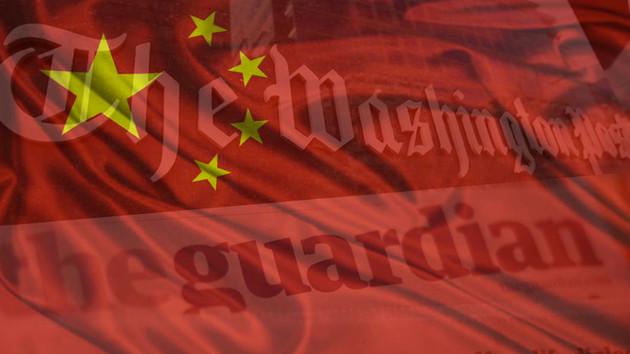 Çin, Washington Post ve The Guardian'ın internet sitelerini yasakladı
