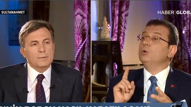 İmamoğlu canlı yayında açıkladı: Tüm partileri aradık AKP randevu vermedi