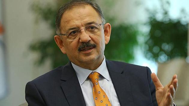 Özhaseki'den skandal yorum: TC tabelası asılsın diyenler bölücülük yapıyor