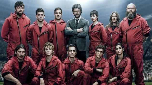La Casa de Papel'in yeni sezonu başlıyor: Ekibe kimler katıldı?