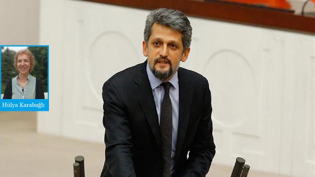 HDP'li Garo Paylan'dan vergi düzenlemesine itiraz