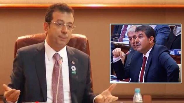 İmamoğlu: Erdoğan sizin genel başkanınız, benim değil